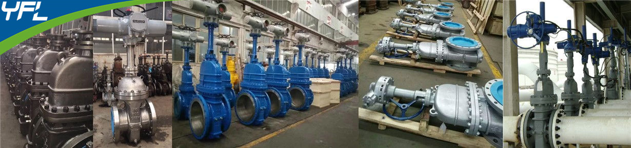 API 6D Slab gate valves without through conduit production