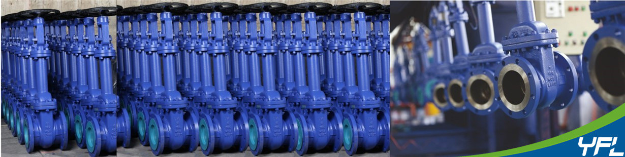 Bellows seal gate valves for thermal oil system, bellows seal gate valves for steam system