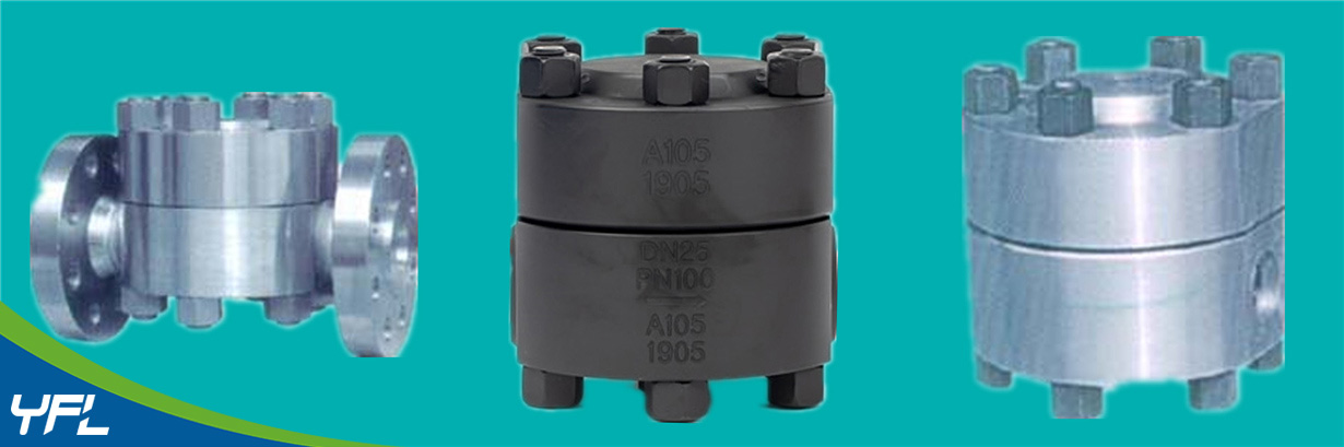 A105 High pressure high temperature steam trap