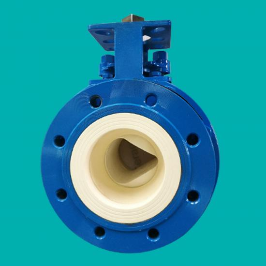 Ceramic V-Port Ball Valves