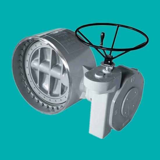 high temperature butterfly valves