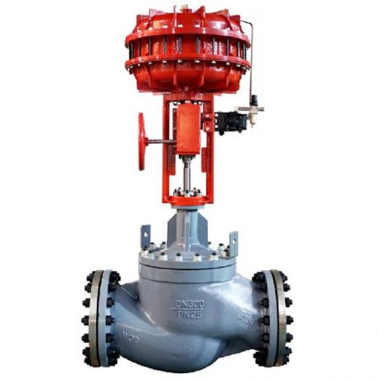 Cage type  control valves