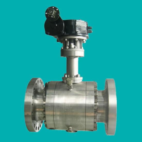 High temperature Inconel 825 ball valves
