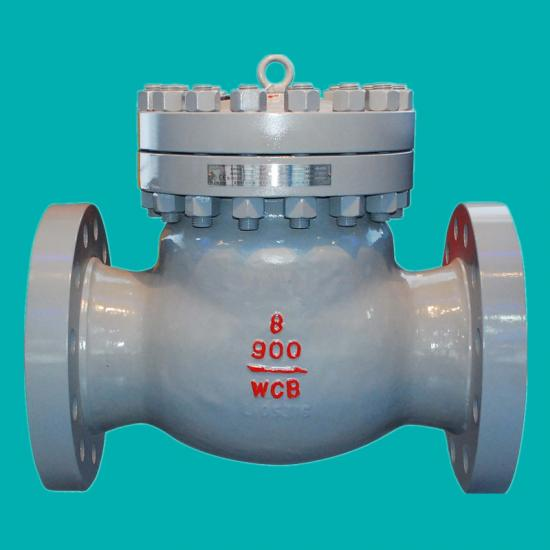 A217 C5 Swing check valves