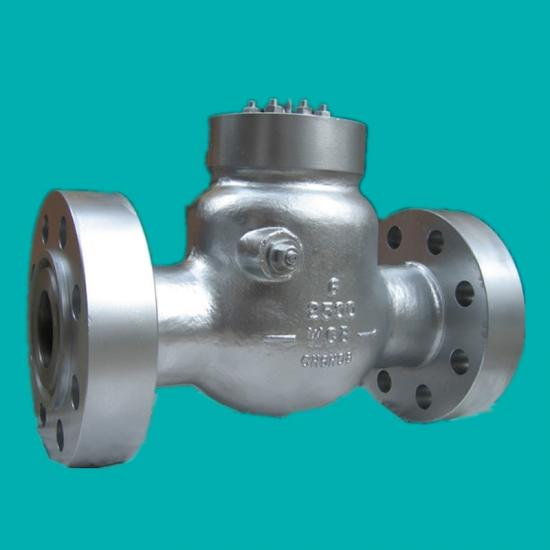 Pressure Seal Swing Check Valves