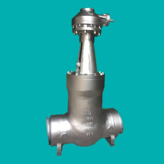 High Temperature C12A Gate Valves